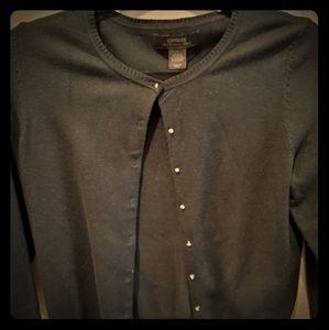 Express brand cashmere blend cardigan